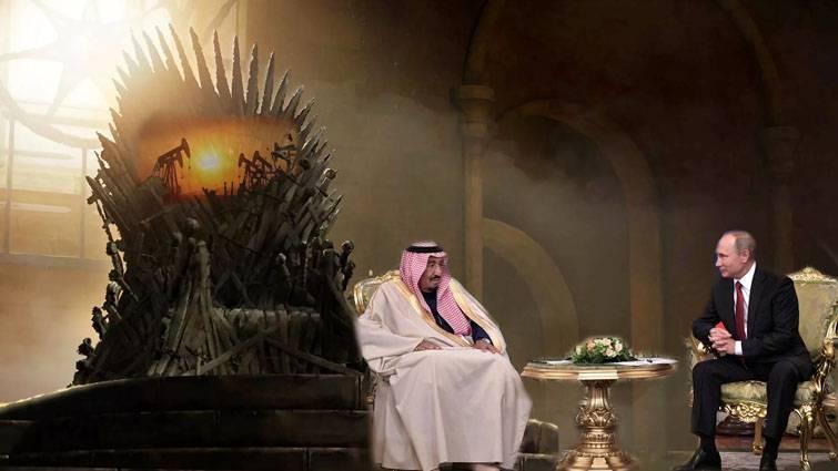 Игра престолов по-саудовски, или Как окрылить баррель?