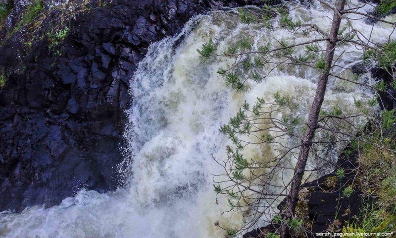Олонецкое чудо. Водопад Кивач путешествия, факты, фото