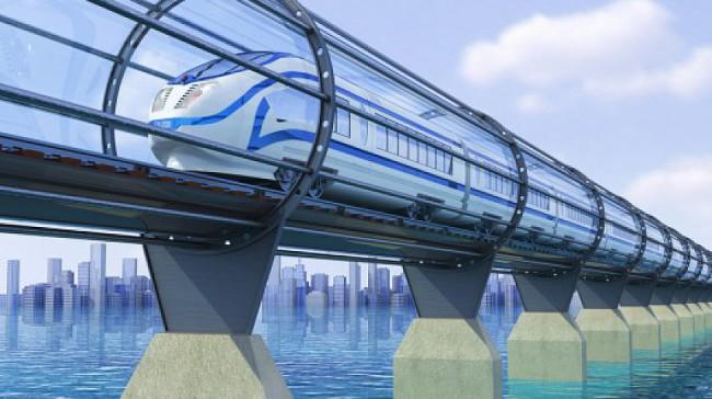 В течение 15 лет будет запущен сверхскоростной поезд Москва-Лондон