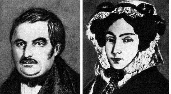 Интересная история о родителях Н.В. Гоголя. гоголь, родители