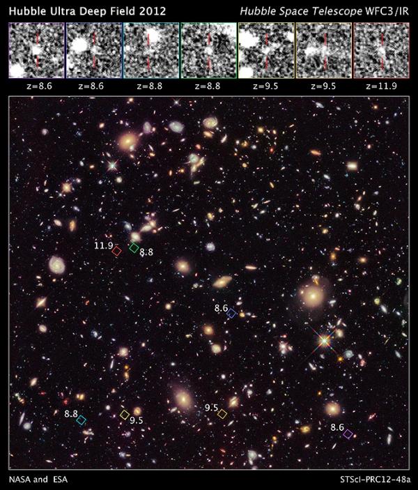 30 лучших фотографий телескопа Хаббла.