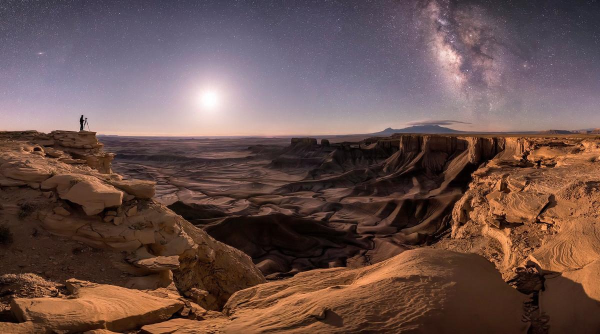 Фотографии астрономической красоты от победителей конкурса Astronomy Photographer of the Year 2018