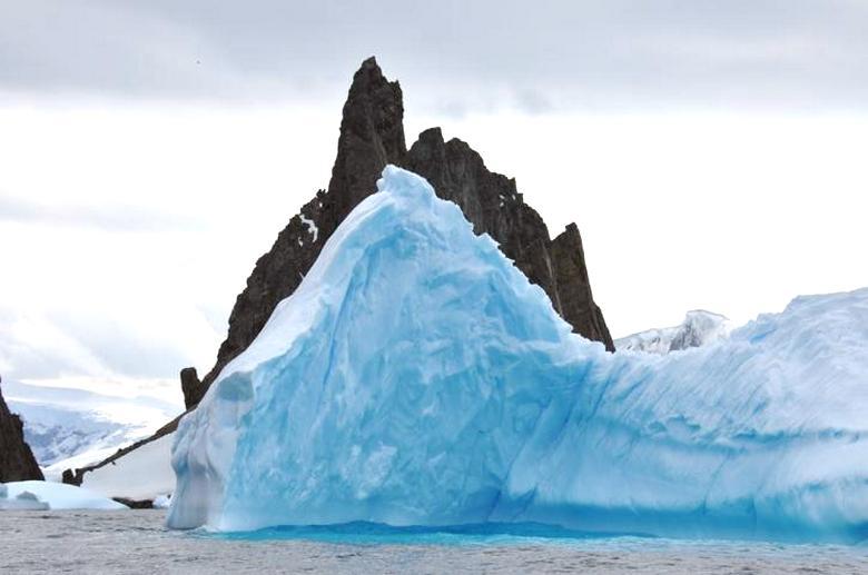 В Антарктиде нашли таинствен…