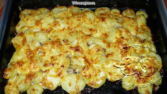 Шашлык из курицы в духовке с уксусом рецепт