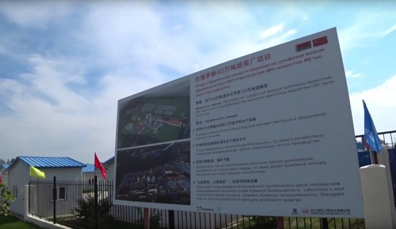 Китайский путь Белоруссии пл…