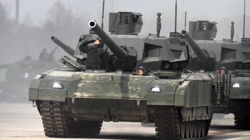 Конец военного господства США: Пентагон в ужасе предвкушает выход российского танка «Армата»