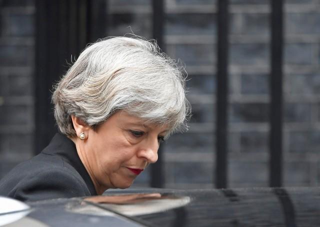 Итоги выборов в Великобритан…