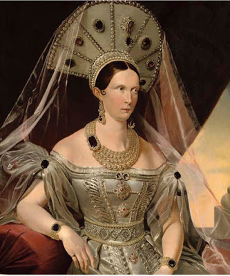 Жена Николая I: тяжесть короны