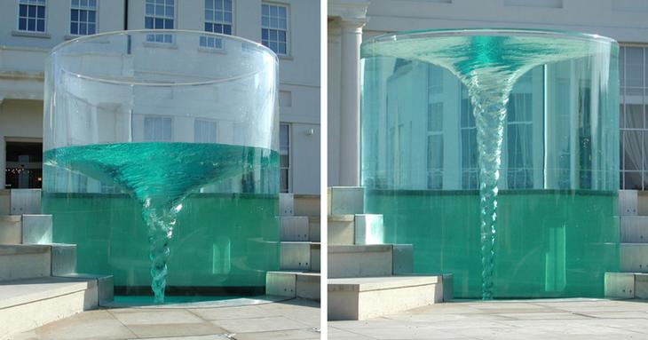 Самые необыкновенные фонтаны в мире