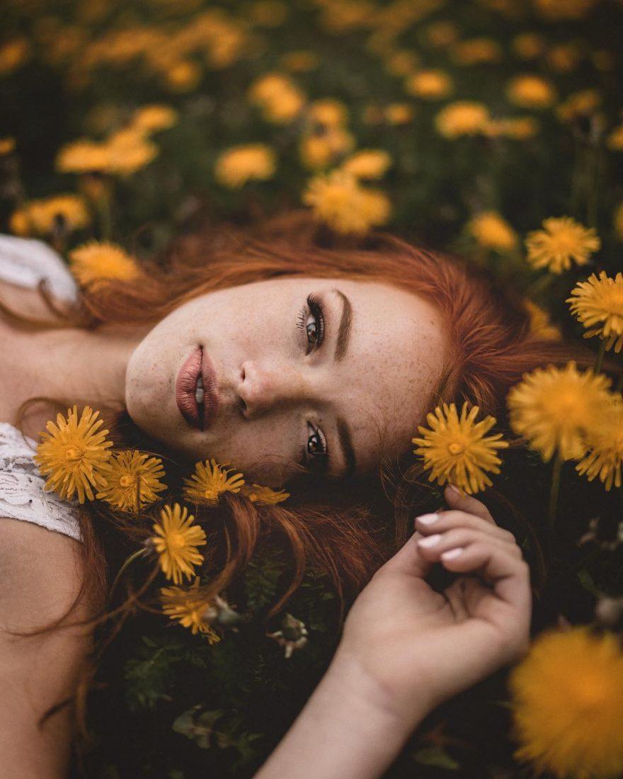 Великолепная портретная фотография Хантера Джиллмана