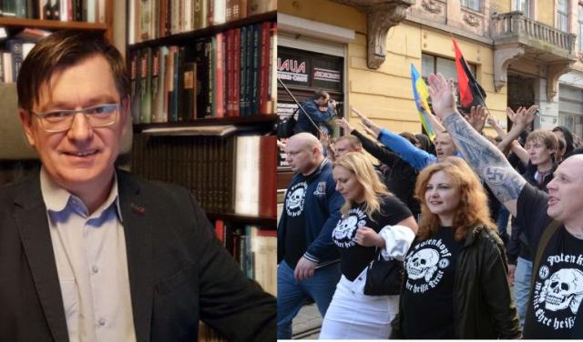 Польский историк требует денацификации Украины