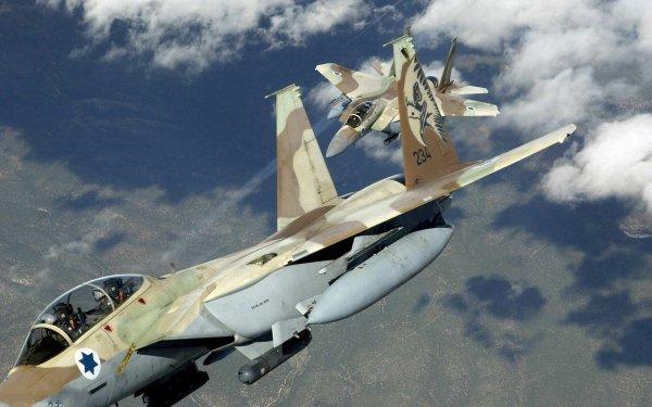 Израиль вероломно напал на Сирию