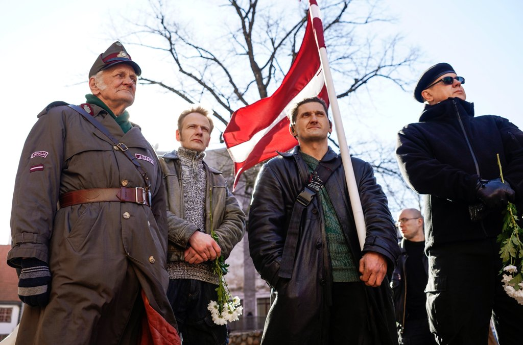 Неонацизм и русофобия как государственная политика, или Латвия 2.0