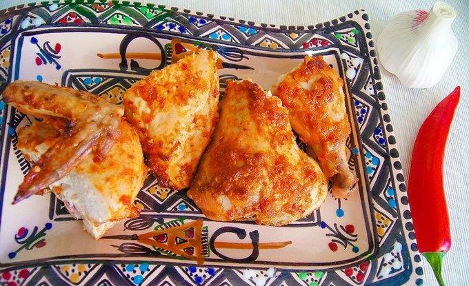Курица пири-пири