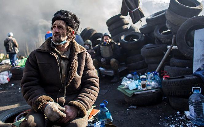 Жизнь на Украине могла бы, в общем-то, быть абсолютно спокойной. NZZ (Швейцария)