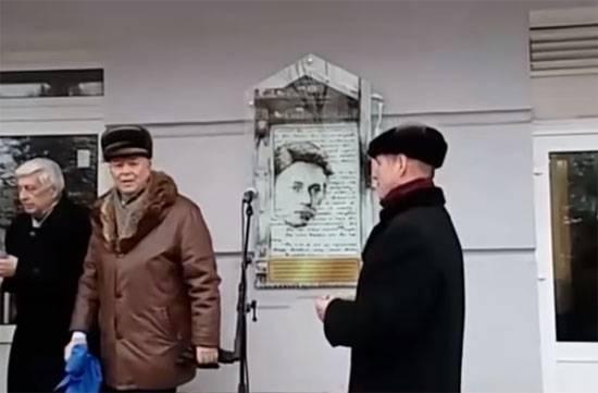 Под Владимиром мемориальная табличка Солженицыну не продержалась и дня