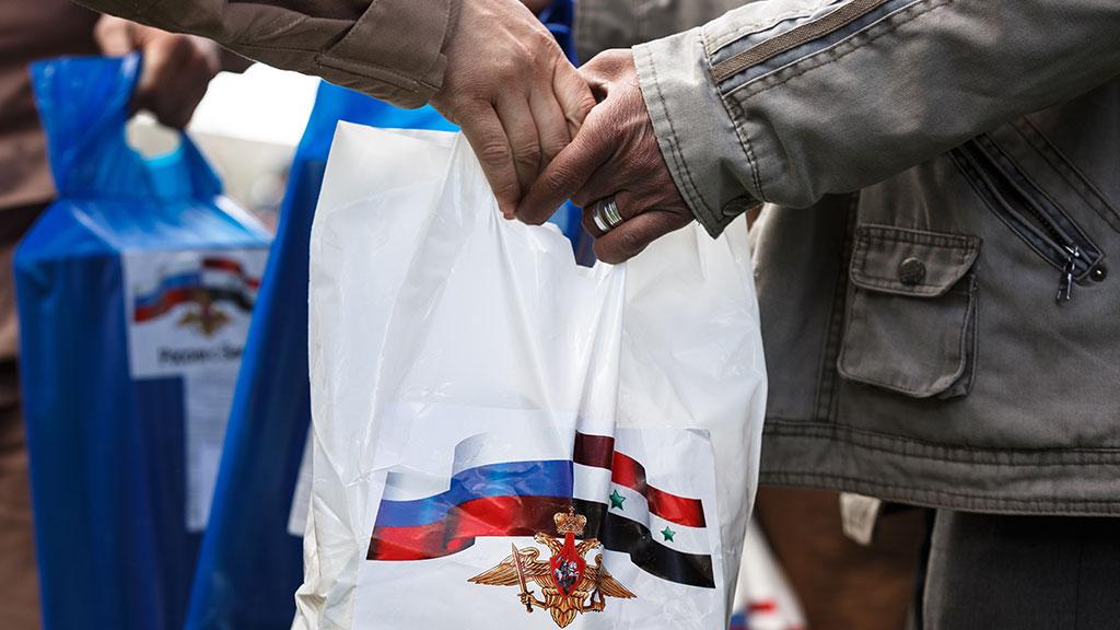 Сирия: преодолеть гуманитарную катастрофу помогает Россия