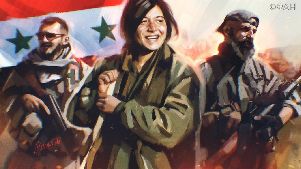 Отряды SDF просят Дамаск при…