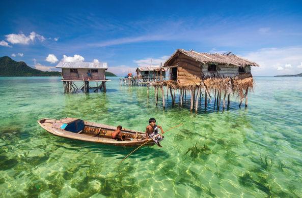 Раскрыт секрет индонезийских ныряльщиков