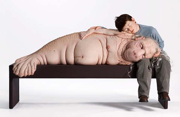 long 01 8 скульпторов, создающих самые невероятные гиперреалистичные скульптуры