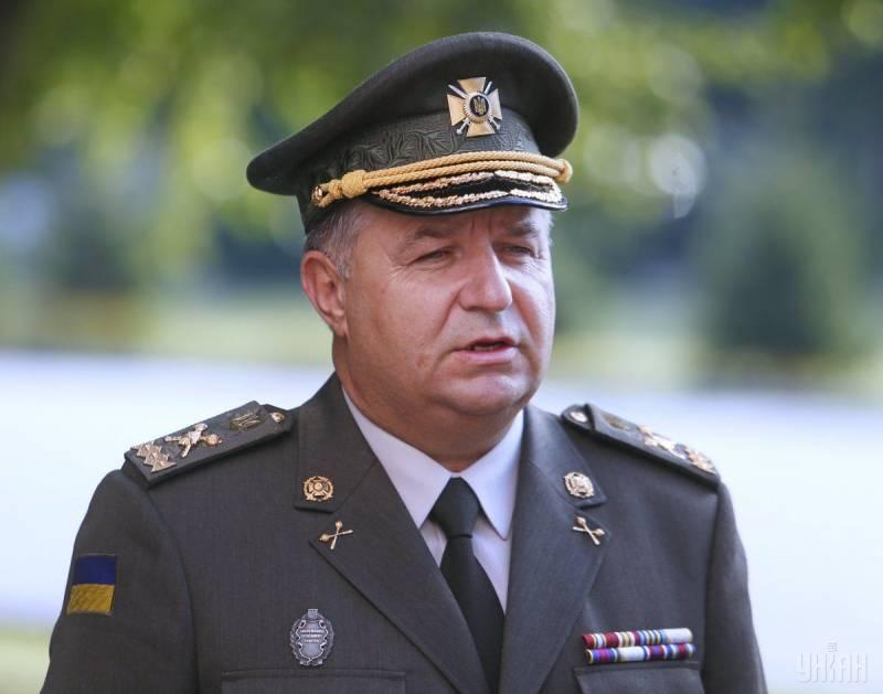 Полторак: Российско-белорусские учения угрожают Украине и Европе