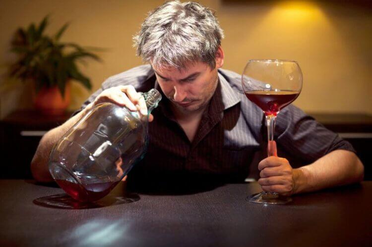 Что будет, если пить алкоголь каждый день?
