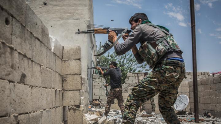Курды обвиняют Россию в предательстве