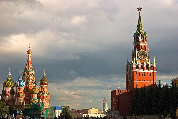 Как украинец в гости в Москву приехал