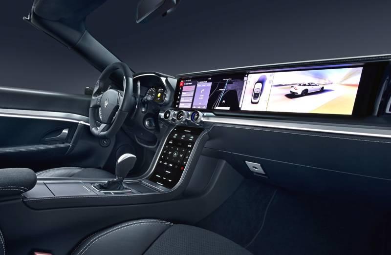 Samsung показала кокпит автомобиля будущего