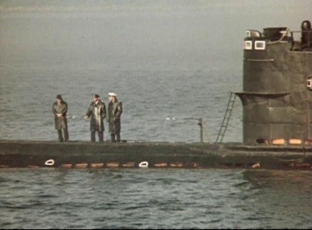 фильмы с участием подводной лодки
