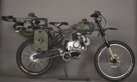 Мотоцикл для выживания - Фото 1