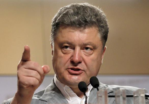 Над Порошенко проведен смертельный обряд вуду