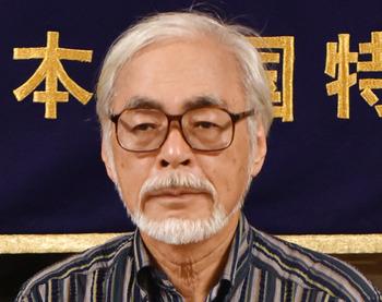 Скоро любители творчества Миядзаки увидят его новый анимационный фильм
