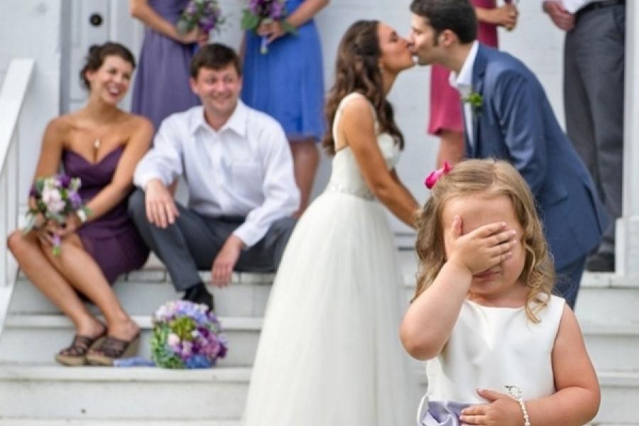 Как смеет сын жениться на женщине с ребёнком?!!!