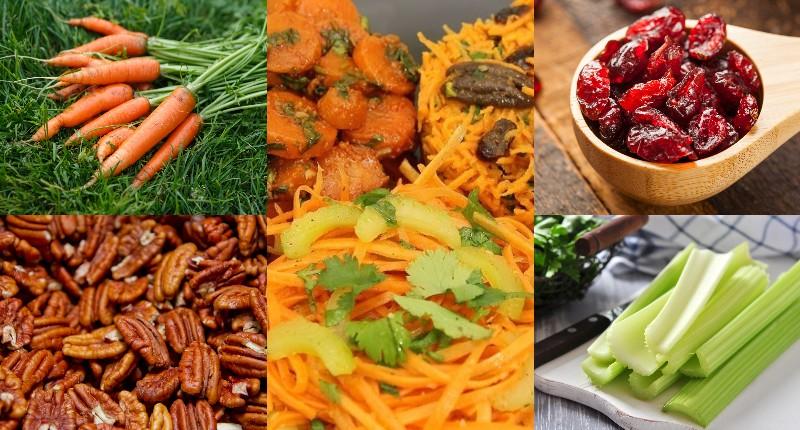 что приготовить из моркови и лука