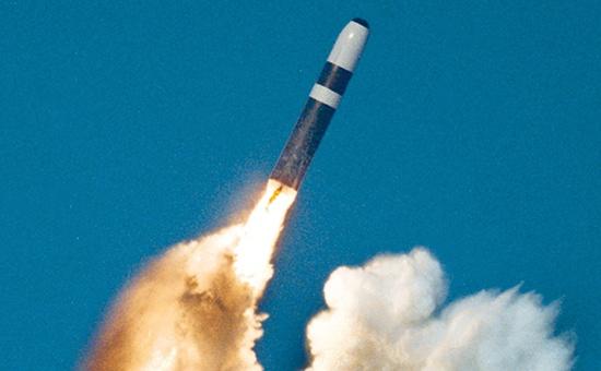 Протухший Трайдент: СМИ узнали о провале испытания баллистической ракеты в Великобритании