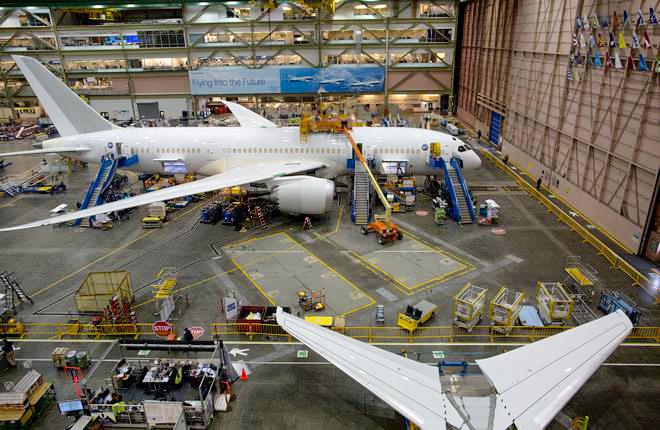 Меньше больших самолетов