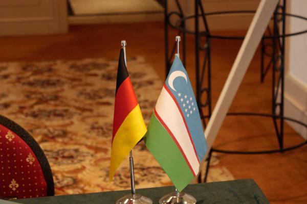 Узбекистан и Германия заключ…