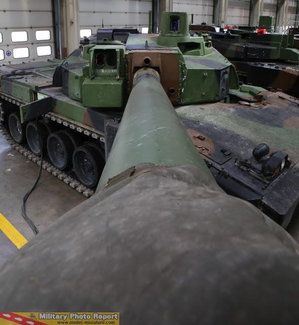 Общая исправность техники сухопутных войск Франции снижается