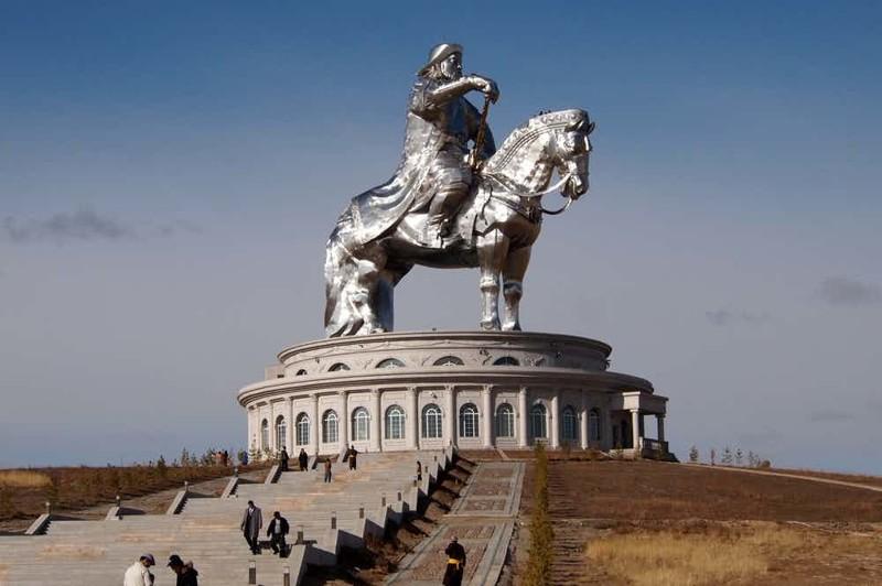 2. Загадочная смерть Чингисхан, история, факт