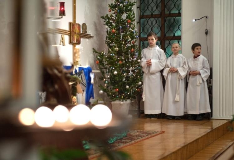 Православный и католический новый год