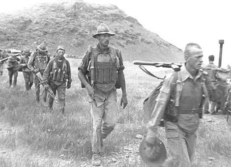 Как душманы научили советских солдат носить «лифчики»