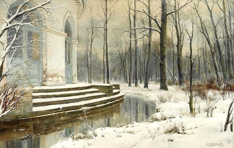 Художник Иван Вельц (1866 — 1926). Мастер русского и советского пейзажа
