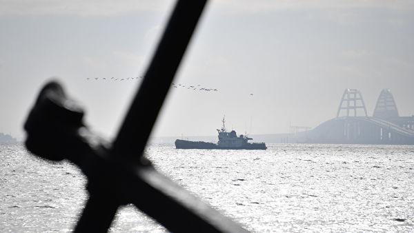 """""""Когда военные будут к этому готовы"""":ВМС Украины продолжат пользоваться Керченским проливом, заявил Полторак"""