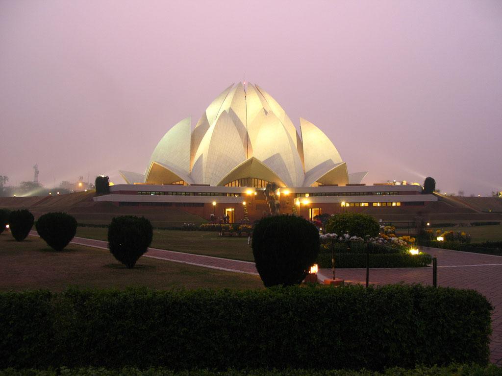 Чудеса архитектуры. Храмы бахаи