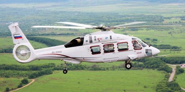 Денис Мантуров: «Прогнозируемые продажи Ка-62 до 2030 года составляют 365 вертолетов»