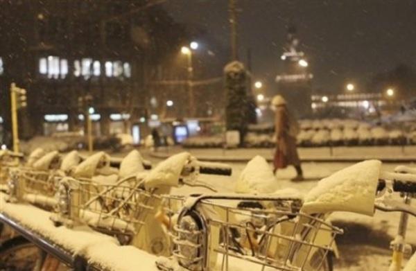 Корсика оказалась награни гуманитарной катастрофы из-за снегопадов