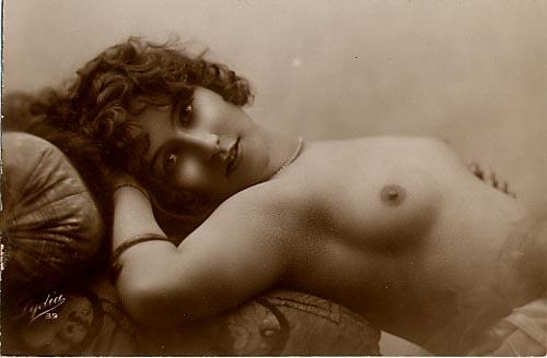 Эротические старинные картинки