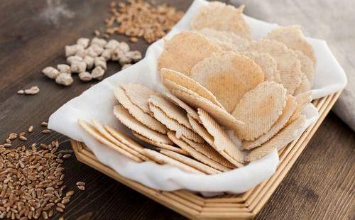 Хлебцы в корзинке