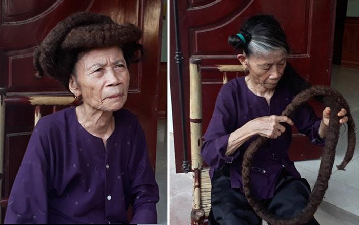 81-летняя «Рапунцель» отрастила волосы до 3 метров, но очень пожалела об этом